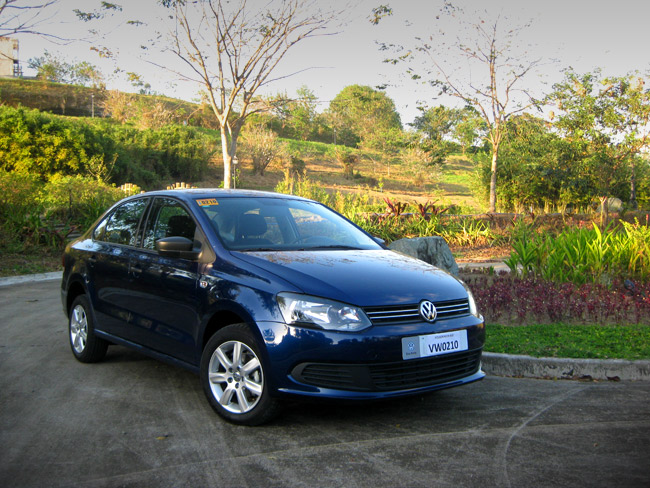 Review: Volkswagen Polo Notch TDI MT in the Philippines