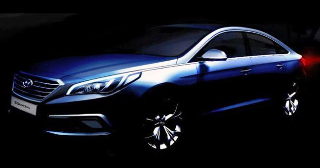 Next-generation Hyundai Sonata