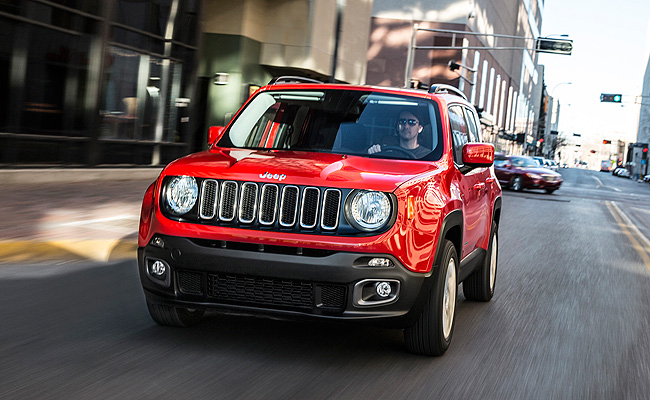TopGear.com.ph Philippine Car News - Geneva Motor Show: Jeep joins small SUV bandwagon with Renegade