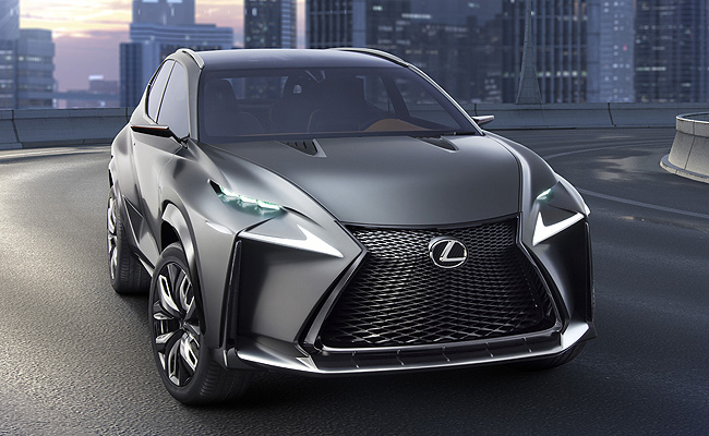 TopGear.com.ph Philippine Car News - Lexus to debut NX crossover at Beijing Motor Show