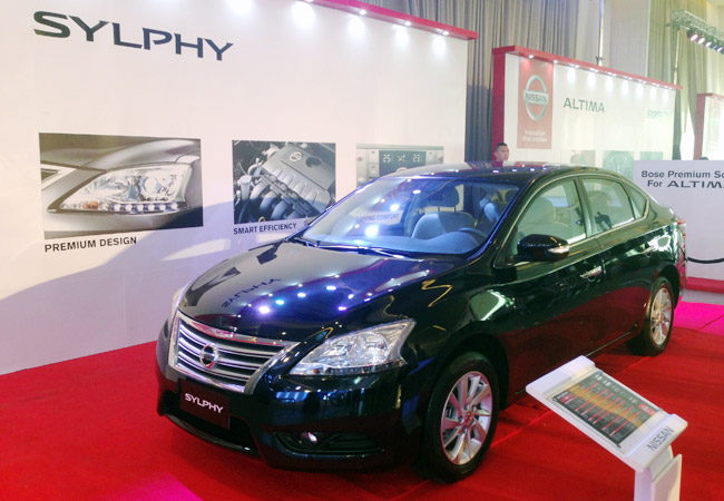 Nissan Philippines Launches Sylphy & Altima Sedans