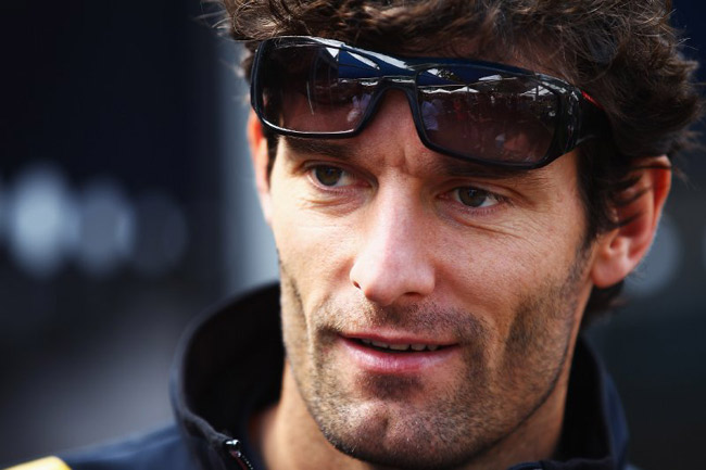 Mark Webber: F1 moves so quickly, it's gone already