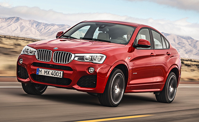 TopGear.com.ph Philippine Car News - BMW debuts X4 compact crossover