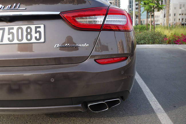 5 ways you can differentiate between the Maserati Quattroporte and the Ghibli