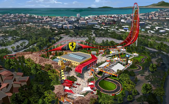 TopGear.com.ph Philippine Car News - Ferrari Land theme park to rise in Spain