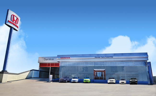 TopGear.com.ph Philippine Car News - Honda Cars Philippines inaugurates latest dealership in Laguna