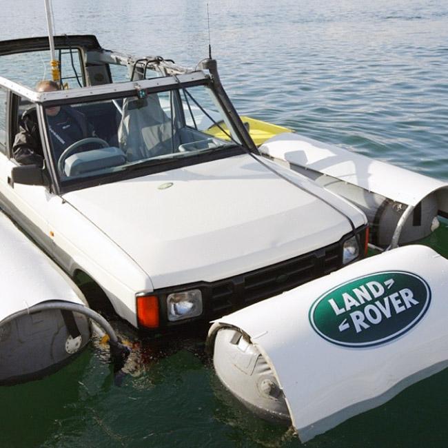 Land Rover on Instagram