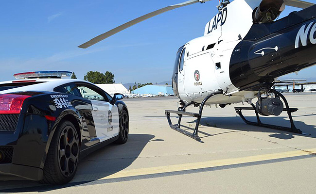 TopGear.com.ph Philippine Car News - Los Angeles Police Department now has a Lamborghini Gallardo in its fleet