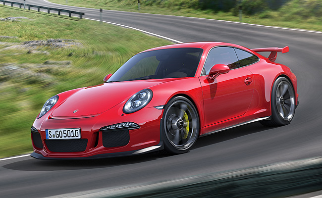 TopGear.com.ph Philippine Car News - Report: Porsche to replace engines of all 2014 911 GT3
