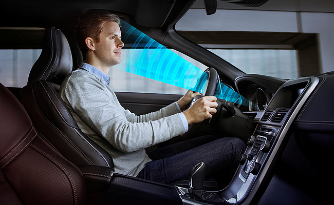 TopGear.com.ph Philippine Car News - Volvo Cars developing technology that monitors a vehicle's driver