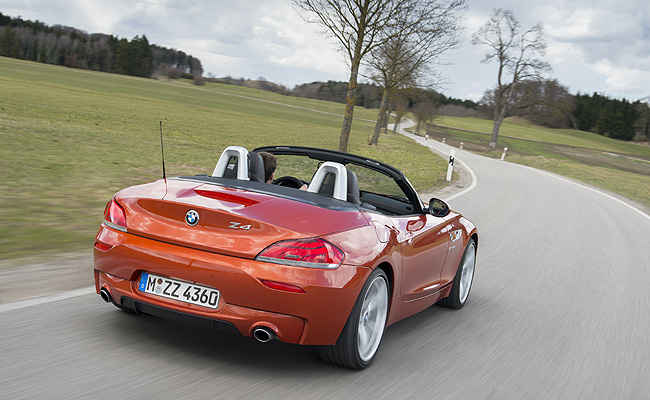 TopGear.com.ph Philippine Car News - BMW, Toyota partnership could result in a roadster