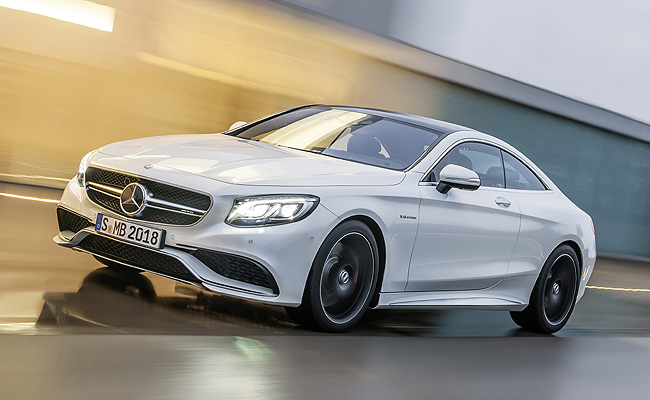 TopGear.com.ph Philippine Car News - The Mercedes-Benz S63 AMG Coupe is your interim supercar