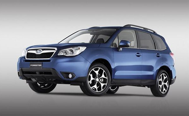 Subaru Impreza 2.0i, Forester 2.0i-Premium variants now available in the Philippines