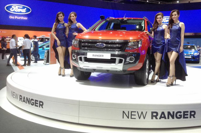 2014 Bangkok International Motor Show