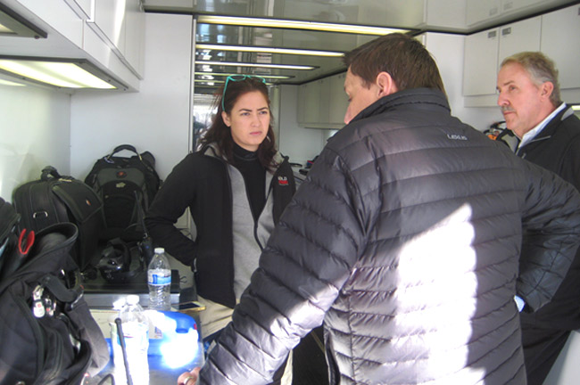 Michele Bumgarner: Getting quality seat time for the upcoming race season