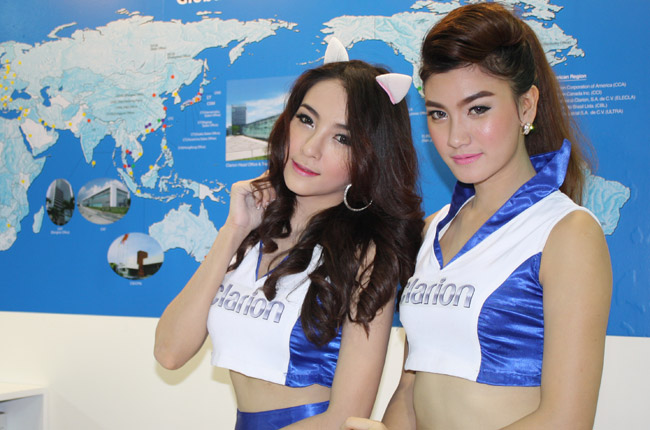 2013 Bangkok International Motor Show