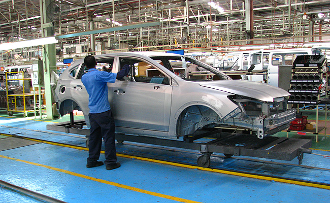TopGear.com.ph Philippine Car News - Vietnam overtakes Philippines in vehicle production for 2013