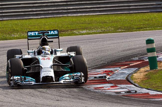 Formula 1 race recap: Malaysian Grand Prix