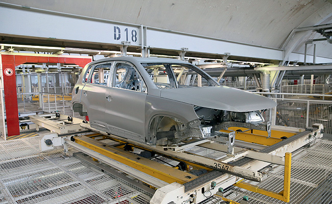 TopGear.com,ph Philippine Car News - Volkswagen to put up manufacturing facility in Thailand