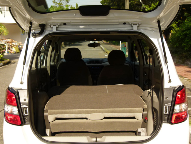 Space matters: cars with good cargo capacity