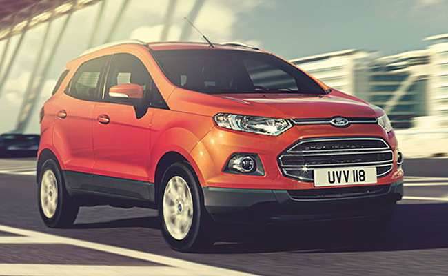 TopGear.com.ph Philippine Car News - MIAS 2014: Ford EcoSport finally reaches Ford showrooms--and MIAS