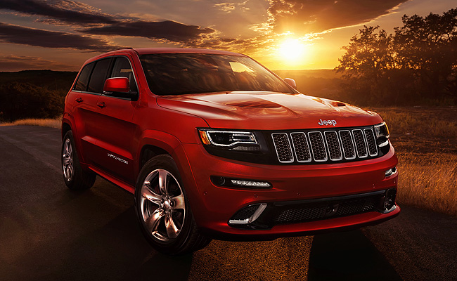 TopGear.com.ph Philippine Car News - MIAS 2014: Jeep launches all-out assault with diesel Grand Cher