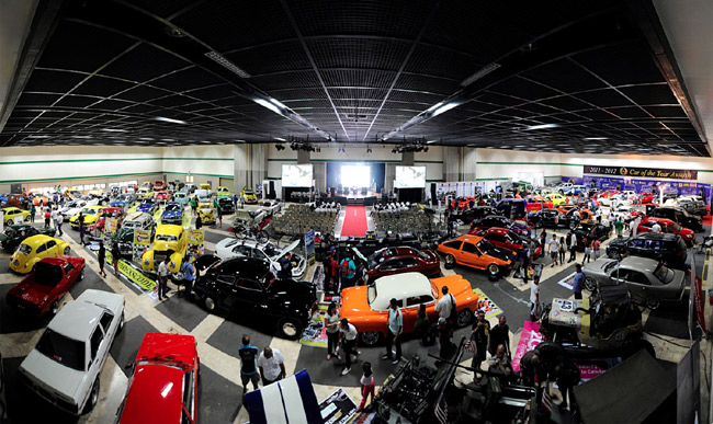 MIAS 2014: Who will win the custom and classic car competition?