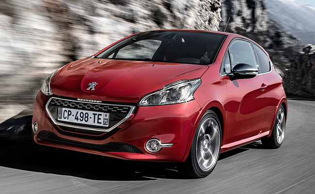 TopGear.com.ph Philippine Car News - MIAS 2014: Peugeot hot hatch to grace country's longest-running auto show