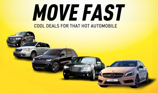 CATS Motors' sales promo