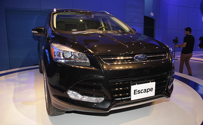 TopGear.com.ph Philippine Car News - MIAS 2014: Ford PH previews all-new Escape