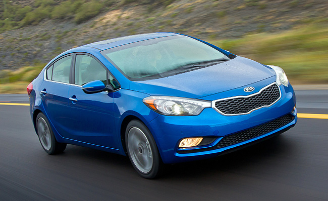 TopGear.com.ph Philippine Car News - Bad news: We won't get the all-new Kia Forte sedan, Forte