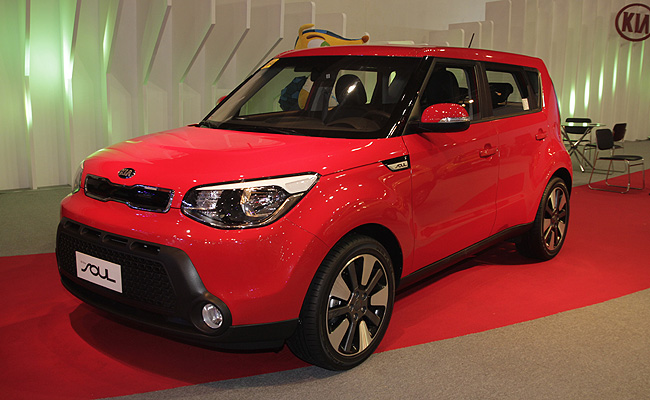 MIAS 2014: Kia PH Launches All New Soul; Pricing Announced