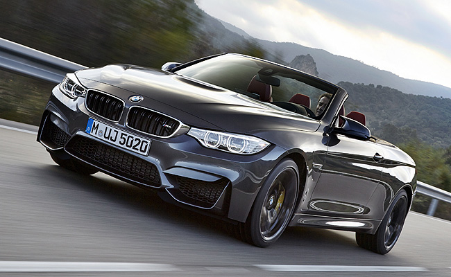 TopGear.com.ph Philippine Car News - BMW M4 Convertible to debut at 2014 New York Auto Show