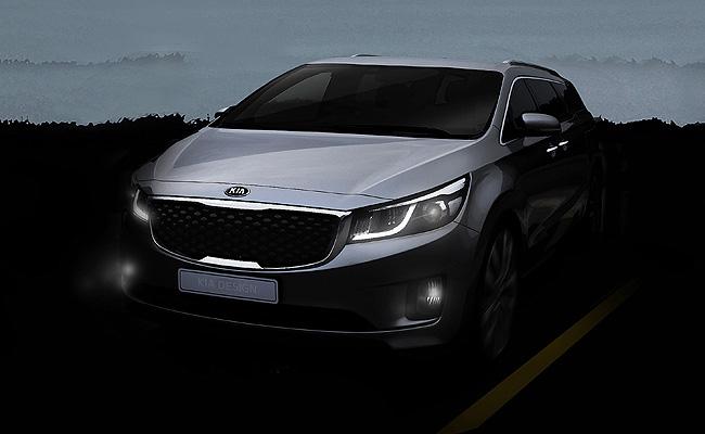 TopGear.com.ph Philippine Car News - Kia to launch all-new midsize MPV at 2014 New York Auto Show