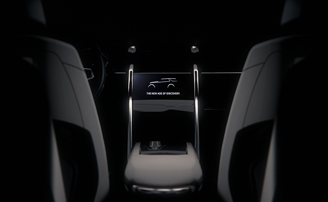 TopGear.com.ph Philippine Car News - Land Rover teases next-gen Discovery with Discovery Vision Concept