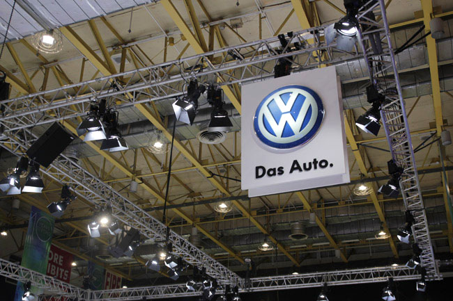 MIAS 2014: Volkswagen PH's travelling motor show kit