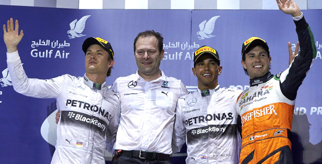 Not your usual Formula 1 race recap: 2014 Bahrain Grand Prix