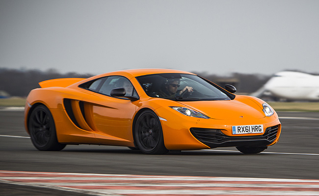 TopGear.com.ph Philippine Car News - Report: The McLaren MP4-12C is no more