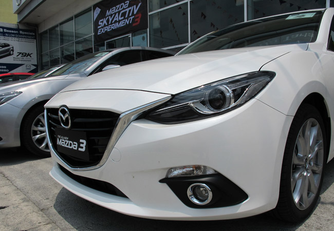 All-new Mazda 3 variants in the Philippines