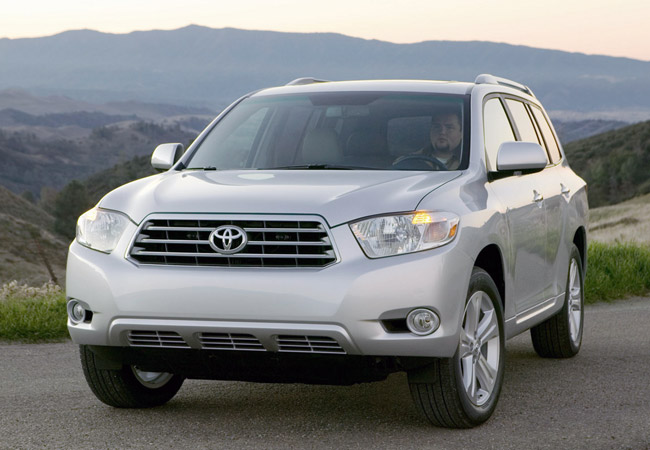 2014 Toyota global recall