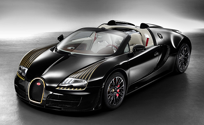 TopGear.com.ph Philippine Car News - Bugatti to unveil all-black Grand Sport Vitesse 'Black Bess' at 2014 Auto China