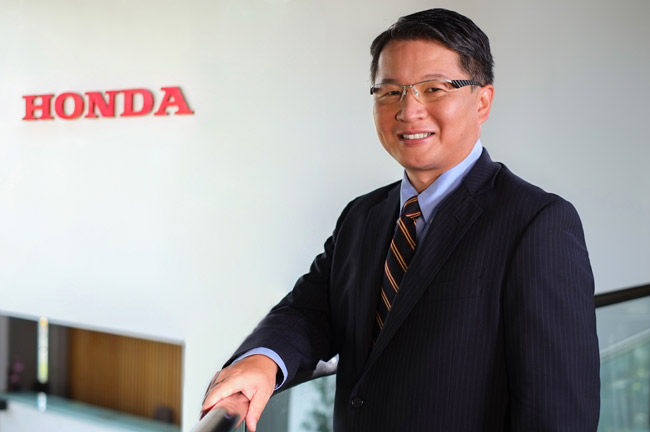 Honda Philippines' new president: Expect new models to be available soon