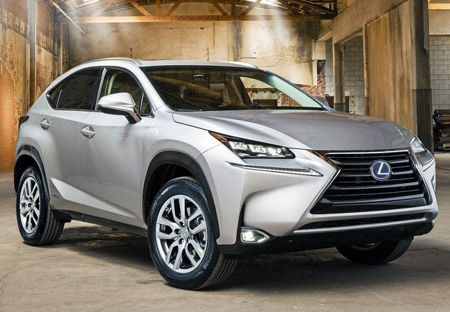 Lexus Lf Nx >> The Outrageous Looking Lexus Lf Nx Is Now A More Sedate
