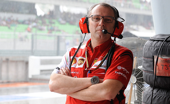 TopGear.com.ph Philippine Car News - Ferrari F1 team boss Stefano Domenicalli steps down