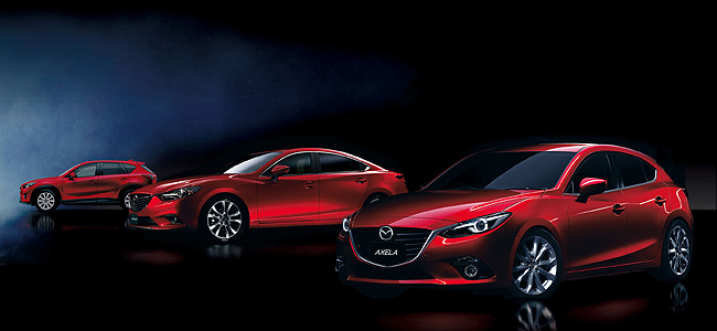 TopGear.com.ph Philippine Car News - Production of Mazda's Skyactiv vehicles reaches one-million mark