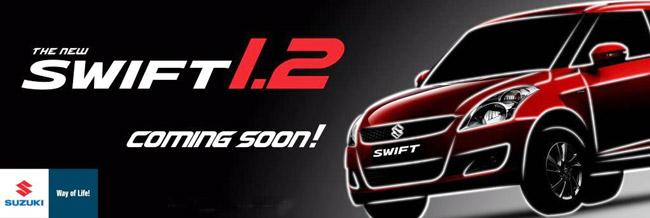 Suzuki Swift 1.2