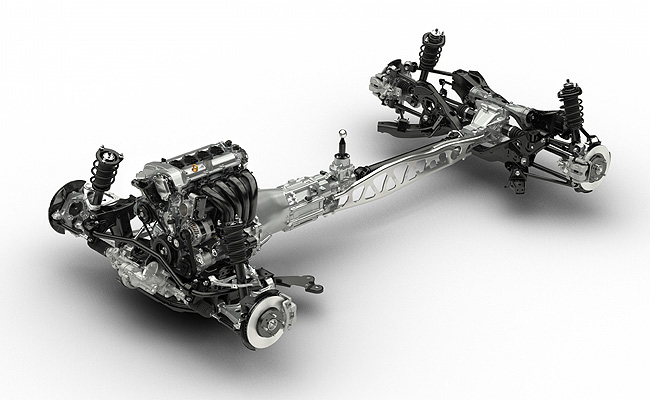 TopGear.com.ph Philippine Car News - Mazda shows off Skyactiv engine, chassis of next-generation MX-5