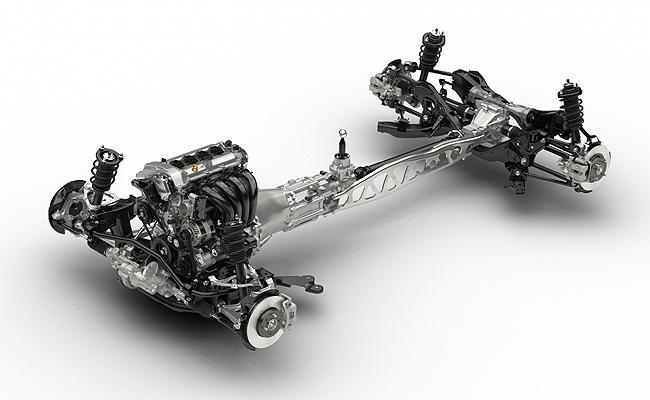 TopGear.com.ph Philippine Car News - Mazda shows off Skyactiv engine, chassis of next-generation MX-5
