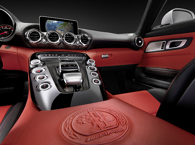 TopGear.com.ph Philippine Car News - Mercedes-AMG shows off interior of its next supercar