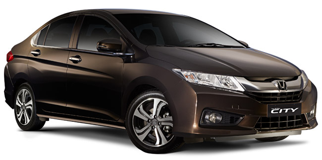 All-new Honda City